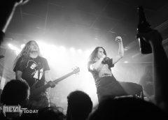 Noche de death metal memorable con Avulsed, Vikingore y el retorno de Necrophiliac