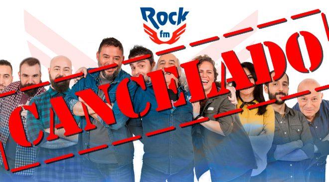 """La COPE cancela Rock FM al descubrir que todos los locutores son """"unos perroflautas"""" SERÁN SUSTITUIDOS POR UNA MÁQUINA QUE PINCHA 'SWEET HOME ALABAMA' CADA MEDIA HORA"""