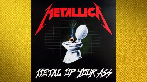 """¿Por qué El Metal Today es ahora Metal por detrás? COMO MUCHOS HAN ADIVINADO YA, ES UNA REFERENCIA AL """"METAL UP YOUR ASS"""" DE METALLICA"""